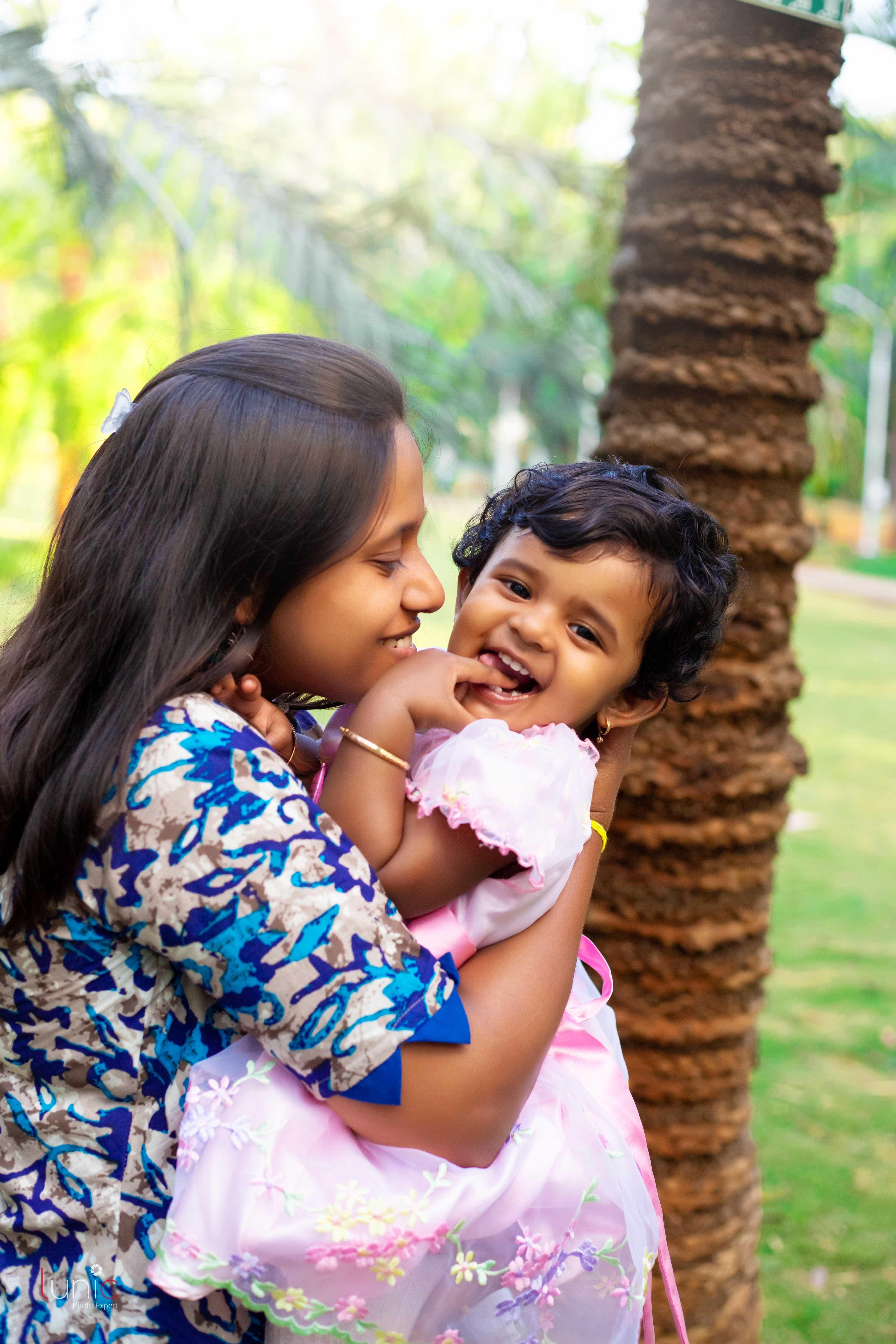 Baby outdoor photography pondy