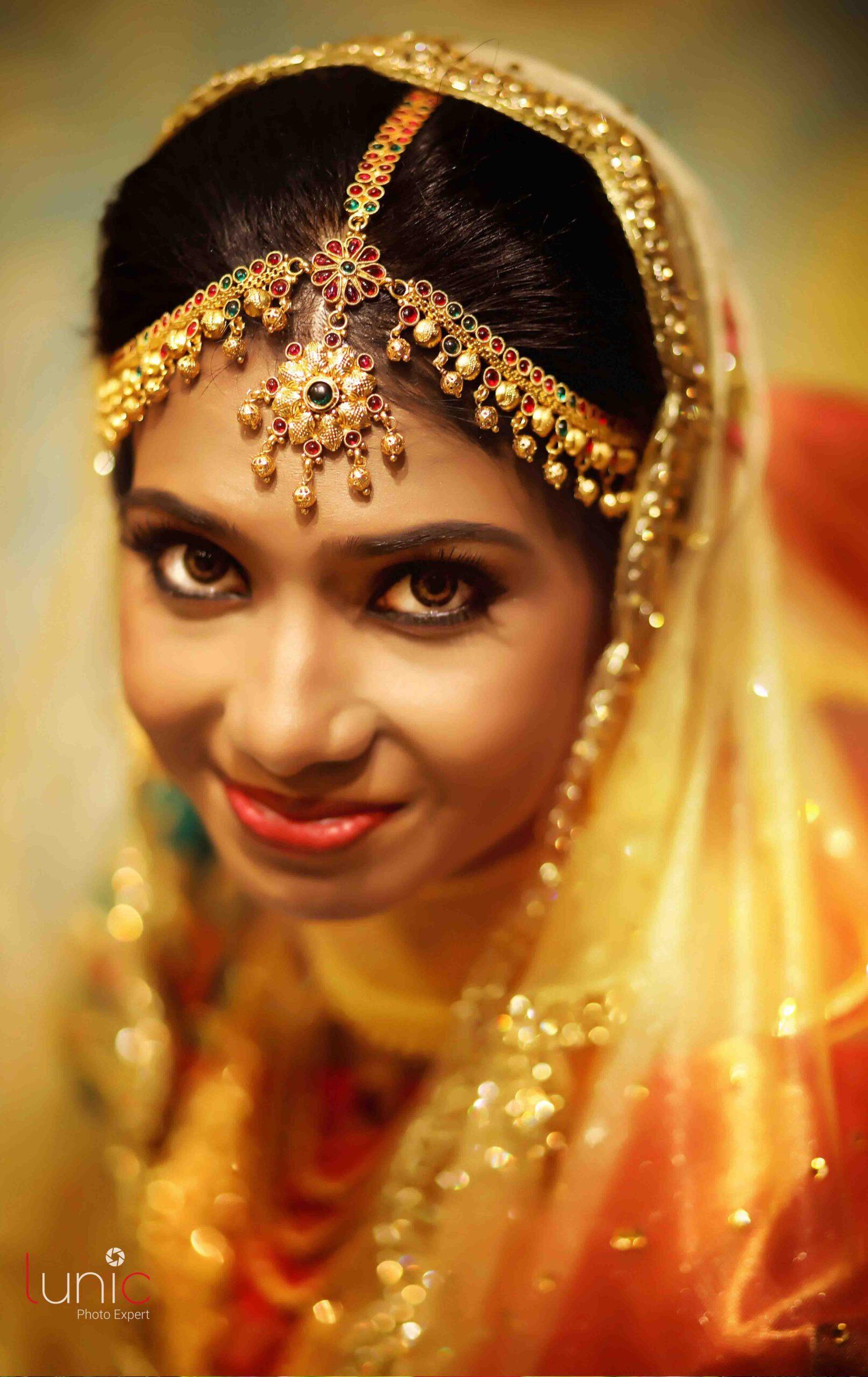 nikkah bridal pose