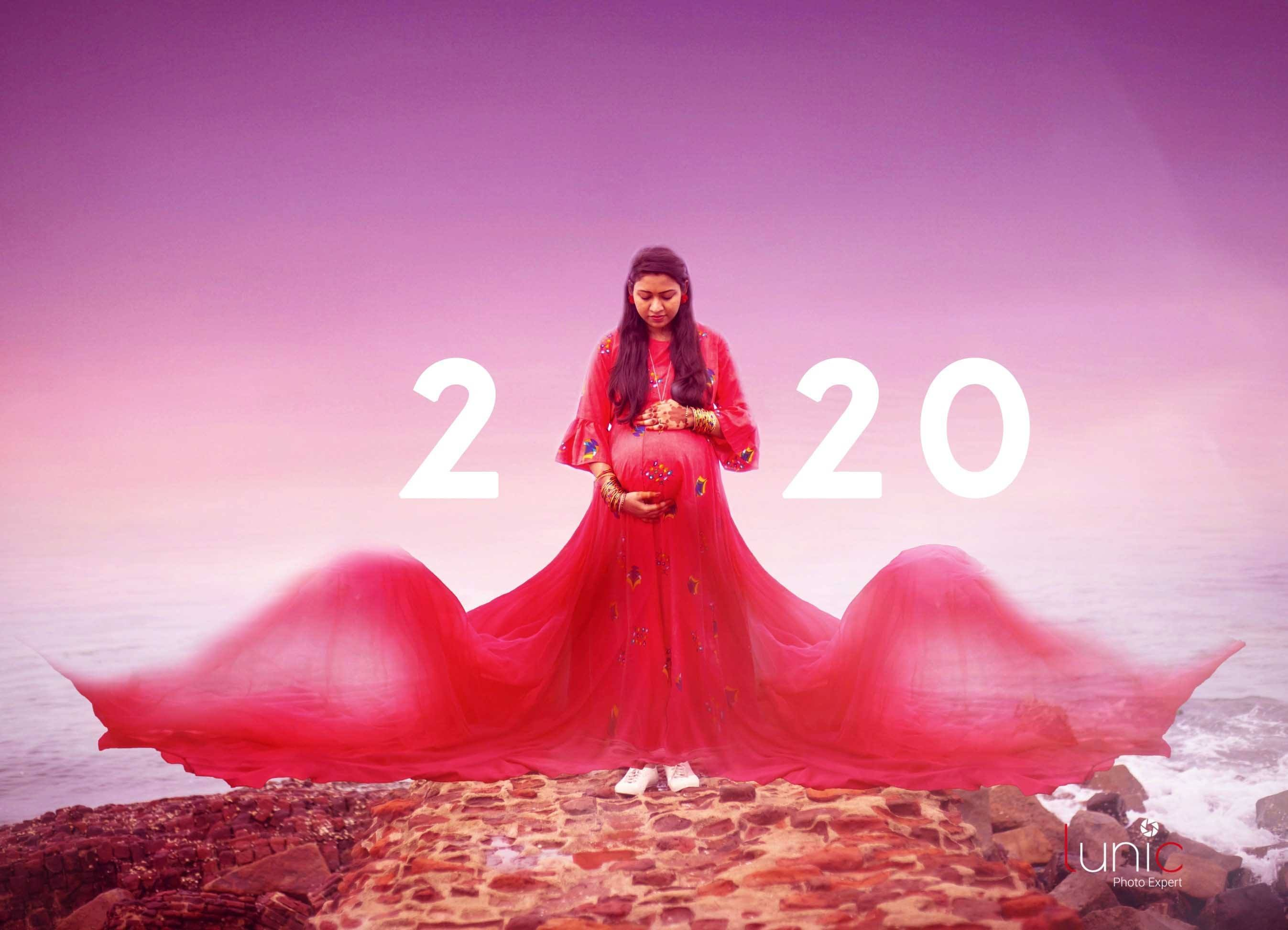 2020 Maternity outdoor