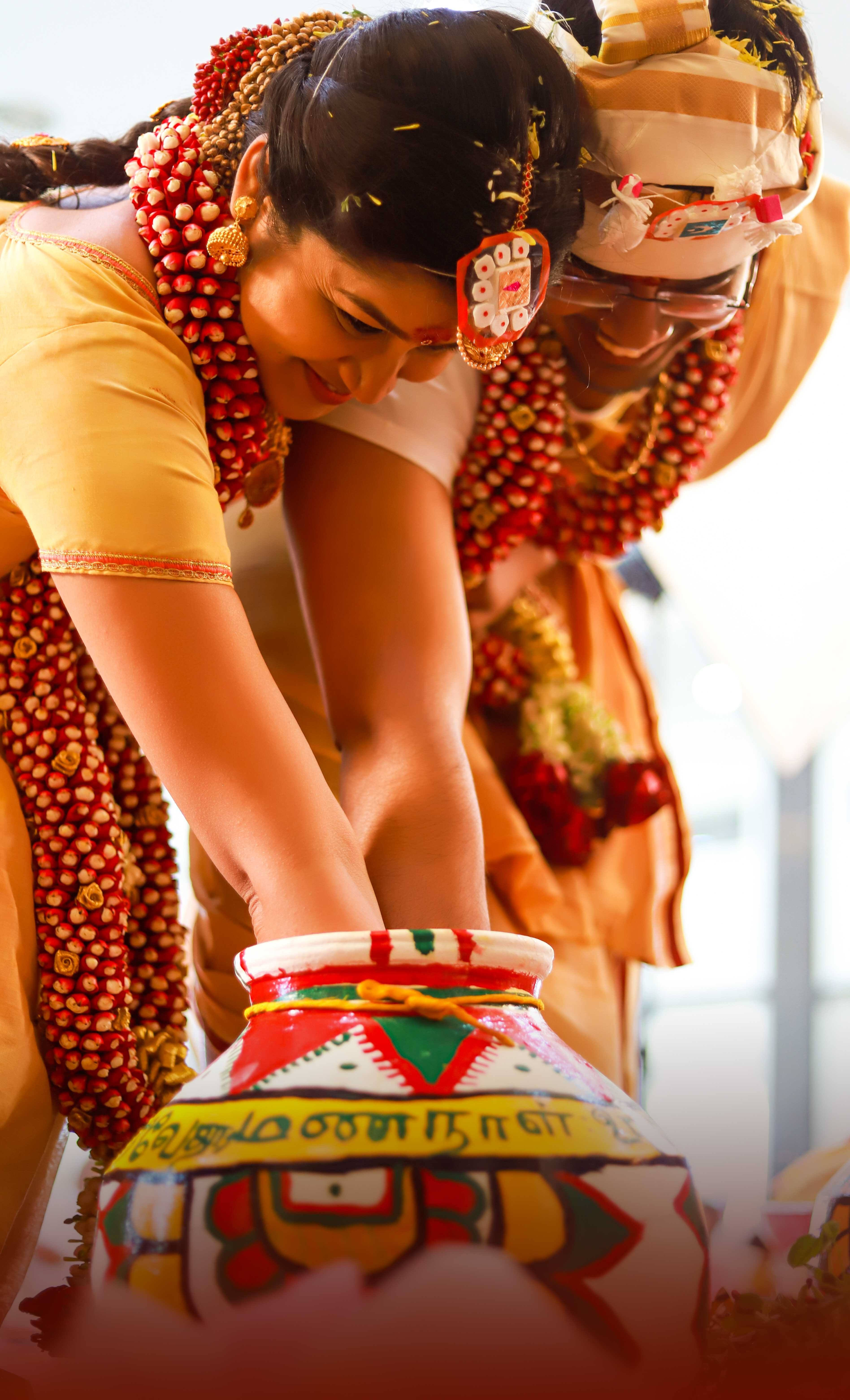 Wedding Ritual Playing